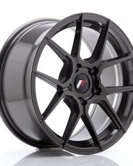 JR Wheels JR30 17×8 ET40 5×112 Hyper Gray