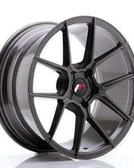 JR Wheels JR30 18×8,5 ET20-40 5H Blank Hyper Gray