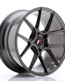 JR Wheels JR30 18×8,5 ET40 5H Blank Hyper Gray