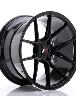JR Wheels JR30 19×11 ET15-40 5H BLANK Glossy Black