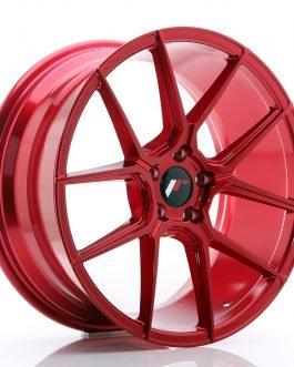 JR Wheels JR30 19×8,5 ET40 5×112 Platinum Red
