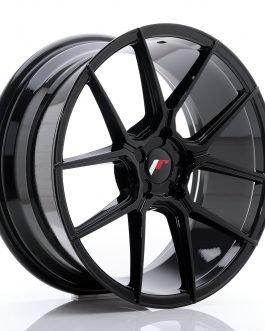 JR Wheels JR30 19×8,5 ET35-42 5H BLANK Glossy Black