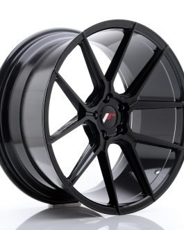 JR Wheels JR30 20×10 ET40 5×112 Glossy Black