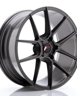 JR Wheels JR30 20×8,5 ET20-42 5H Blank Hyper Gray