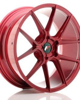 JR Wheels JR30 20×8,5 ET20-42 5H BLANK Platinum Red