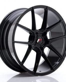 JR Wheels JR30 20×8,5 ET40-42 5H BLANK Glossy Black