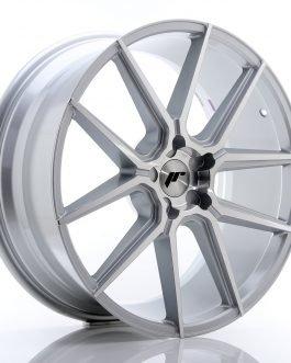 JR Wheels JR30 21×9 ET20-40 5H BLANK Silver Machined Face