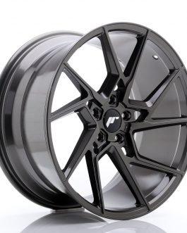 JR Wheels JR33 20×9 ET35 5×120 Hyper Gray