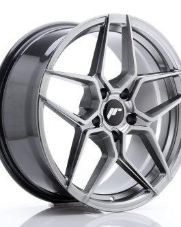JR Wheels JR34 18×8 ET35 5×120 Hyper Black