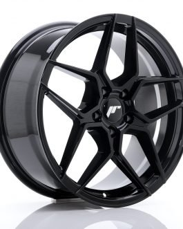 JR Wheels JR34 18×8 ET42 5×112 Glossy Black