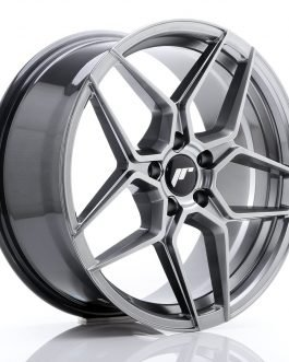 JR Wheels JR34 18×8 ET42 5×112 Hyper Black