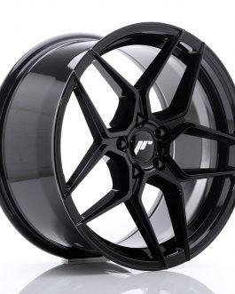 JR Wheels JR34 18×9 ET42 5×112 Glossy Black