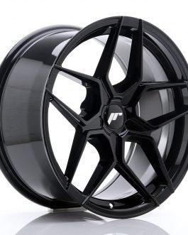 JR Wheels JR34 18×9 ET20-42 5H BLANK Glossy Black