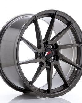 JR Wheels JR36 20×10 ET35 5×120 Hyper Gray