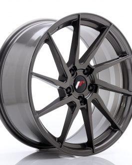 JR Wheels JR36 20×9 ET38 5×112 Hyper Gray