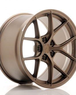 JR Wheels SL01 18×10,5 ET25-38 5H BLANK Matt Bronze