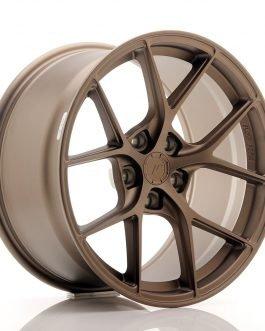 JR Wheels SL01 18×8,5 ET35 5×120 Matt Bronze