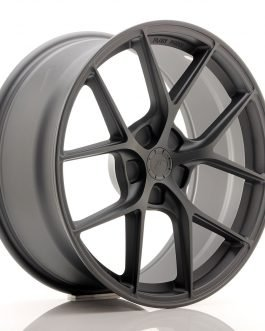 JR Wheels SL01 19×8,5 ET20-45 5H BLANK Matt Gun Metal