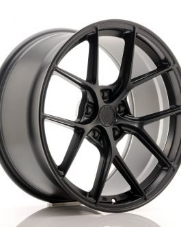 JR Wheels SL01 19×9,5 ET25-40 5H BLANK Matt Black