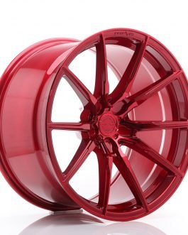 Concaver CVR4 20×10 ET20-48 BLANK Candy Red