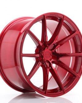 Concaver CVR4 20×9,5 ET22-44 BLANK Candy Red