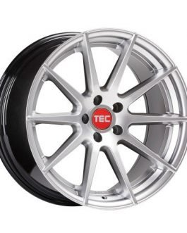 TEC Speedwheels GT7 Hyper Silver CB: 71.6 9×21 ET: 51 – 5×130