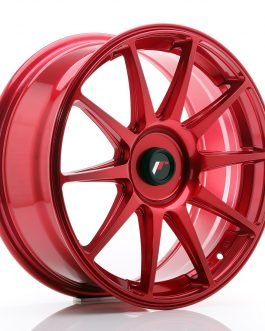JR Wheels JR11 18×7,5 ET35-40 BLANK Platinum Red