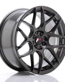 JR Wheels JR18 17×8 ET35 4×100/114 Hyper Gray