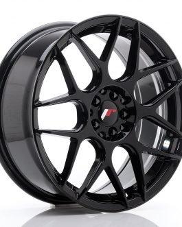 JR Wheels JR18 18×7,5 ET40 5×112/114 Glossy Black