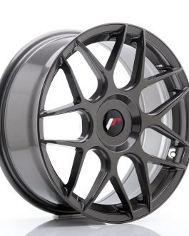 JR Wheels JR18 18×7,5 ET35-40 BLANK Hyper Gray