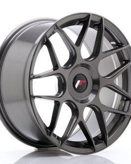 JR Wheels JR18 18×8,5 ET35-45 BLANK Hyper Gray