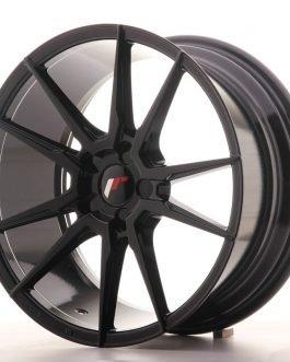 JR Wheels JR21 18×8,5 ET40 5H BLANK Gloss Black