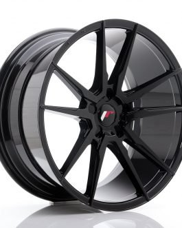 JR Wheels JR21 20×10 ET20-40 5H BLANK Gloss Black