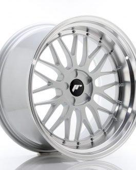 JR Wheels JR23 20×10,5 ET15-25 5H BLANK Hyper Silver w/Machined Lip