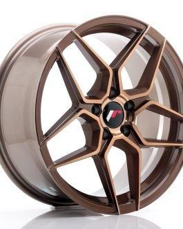 JR Wheels JR34 18×8 ET42 5×112 Platinum Bronze