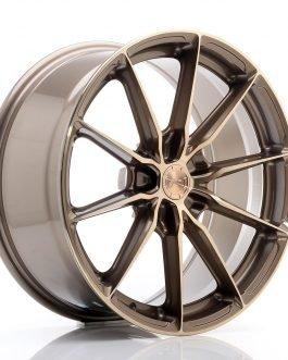 JR Wheels JR37 19×8,5 ET20-45 5H BLANK Platinum Bronze