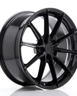 JR Wheels JR37 19×8,5 ET20-45 5H BLANK Glossy Black
