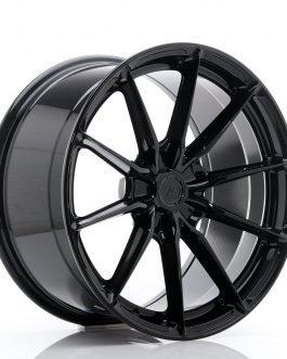 JR Wheels JR37 19×9,5 ET35-45 5H BLANK Glossy Black