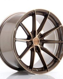 JR Wheels JR37 20×10,5 ET20-40 5H BLANK Platinum Bronze