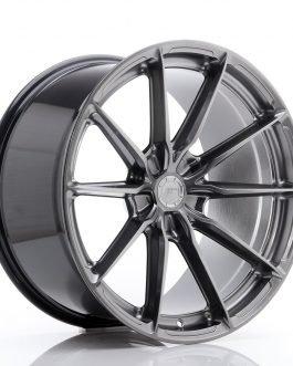 JR Wheels JR37 20×10,5 ET20-40 5H BLANK Hyper Black