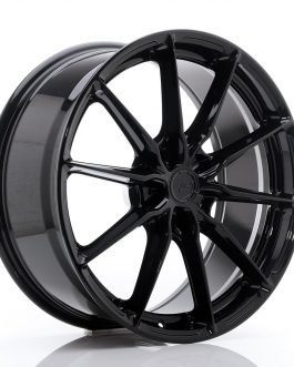 JR Wheels JR37 20×8,5 ET20-45 5H BLANK Glossy Black