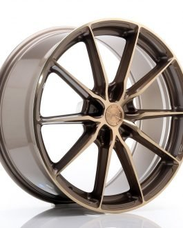 JR Wheels JR37 20×9 ET20-45 5H BLANK Platinum Bronze
