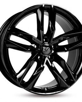 MAM RS3 Black Painted 7.5×17 ET: 45 – 5×114.3