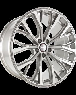 MOMO RF02 Titan Silver Brushed 10×20 ET: 40 – 5×112