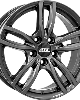 ATS EVOLUTION Anthracite 7.5×17 ET: 43 – 5×120
