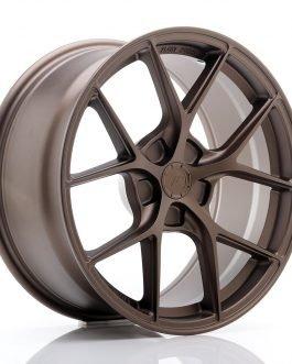 JR Wheels SL01 18×8,5 ET20-42 5H BLANK Matt Bronze