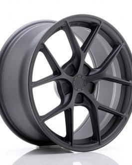 JR Wheels SL01 18×8,5 ET20-42 5H BLANK Matt Gun Metal