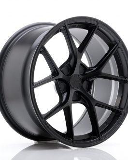 JR Wheels SL01 18×9,5 ET25-38 5H BLANK Matt Black