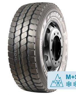 Linglong KXA400 Kuorma-autoon M+S 425/65-22.5