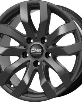 CMS C22 Complete Black Gloss 6.5×16 ET: 45 – 5×114.3